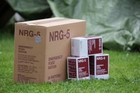 NRG-5 Kompaktweizenriegel 24 x 500 Gramm